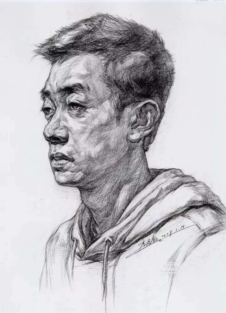杭州画室,杭州素描培训画室,杭州素描美术培训,34