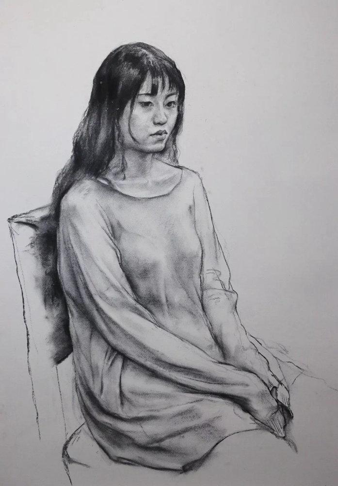 杭州画室,杭州画室素描培训,杭州美术素描培训,16
