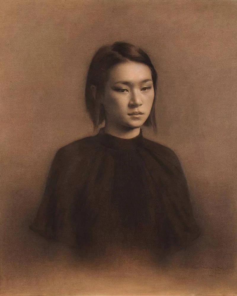 杭州艺考画室整理的一眼就爱的素描,这松动的笔触绝了,27