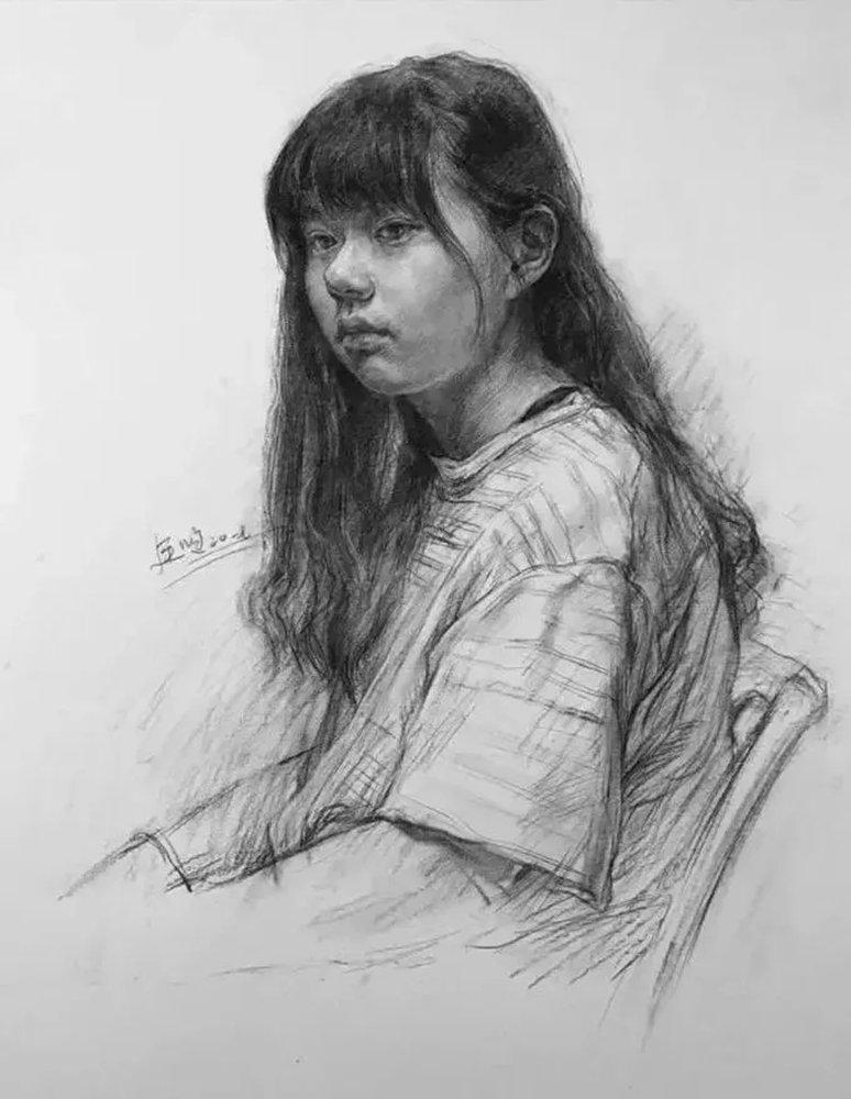 杭州艺考画室,杭州素描画室,杭州画室培训,27