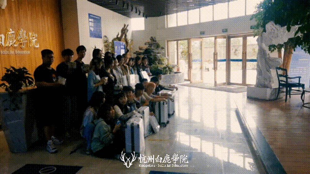 杭州美术培训班白鹿写生季 | 王者小组已诞生?确实有两把刷子,24