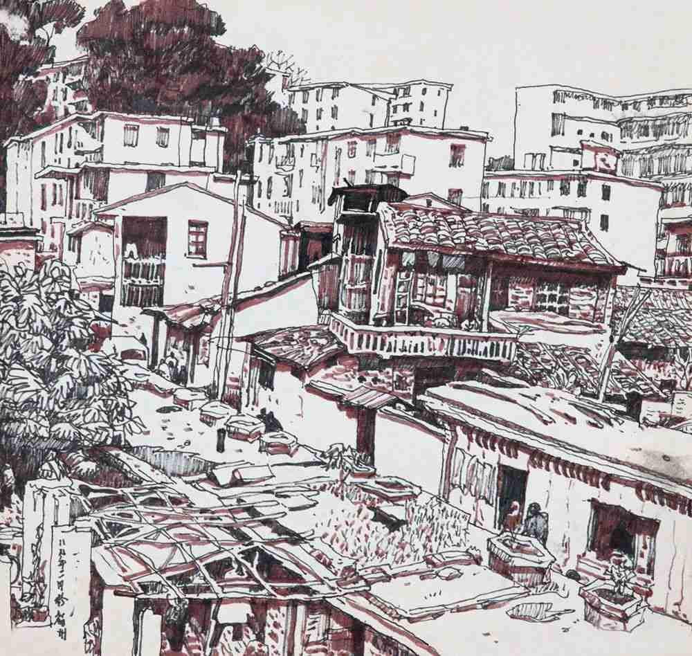 你的速写画不好,就是因为这个,杭州美术培训班老鹿带你涨涨见识,29