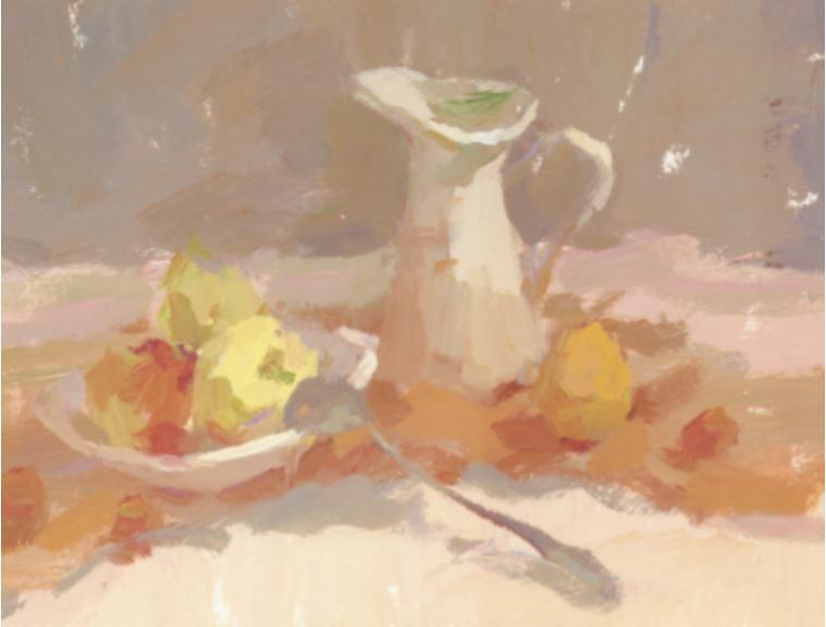 杭州艺考画室老师教你如何区分画面的色彩的冷暖关系,04