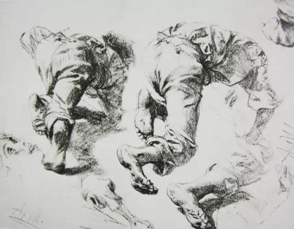 杭州艺考画室,杭州画室素描培训,杭州素描画室,06
