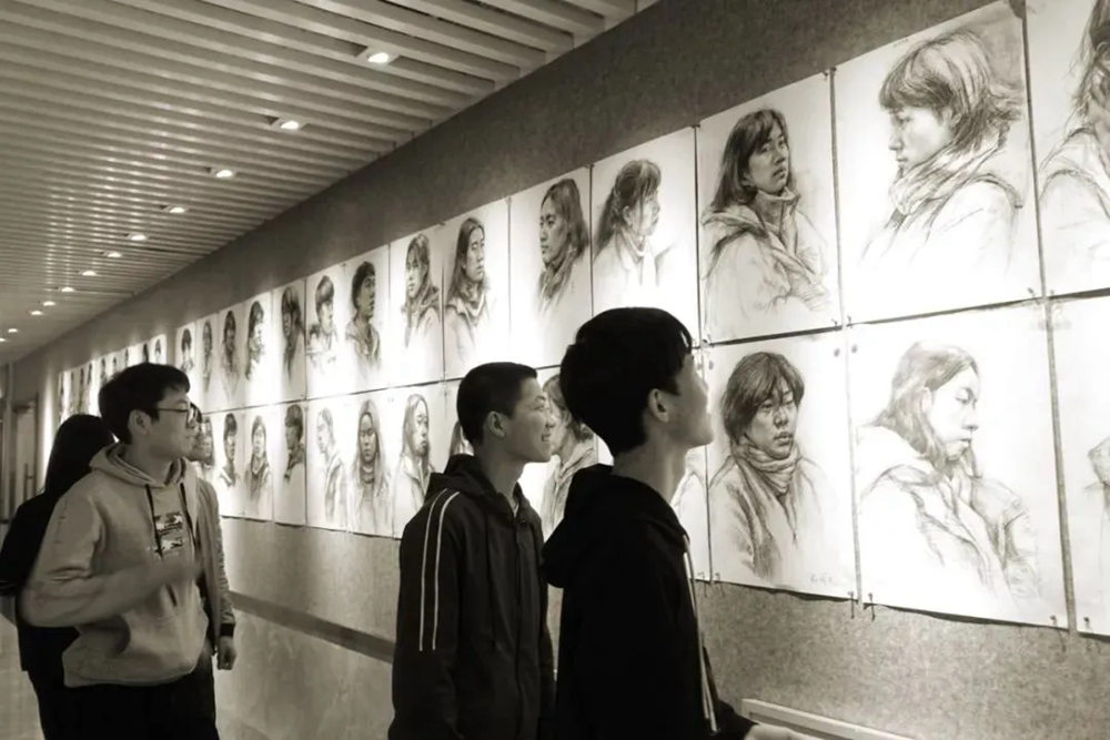 杭州画室,杭州艺考画室,杭州美术高考,13