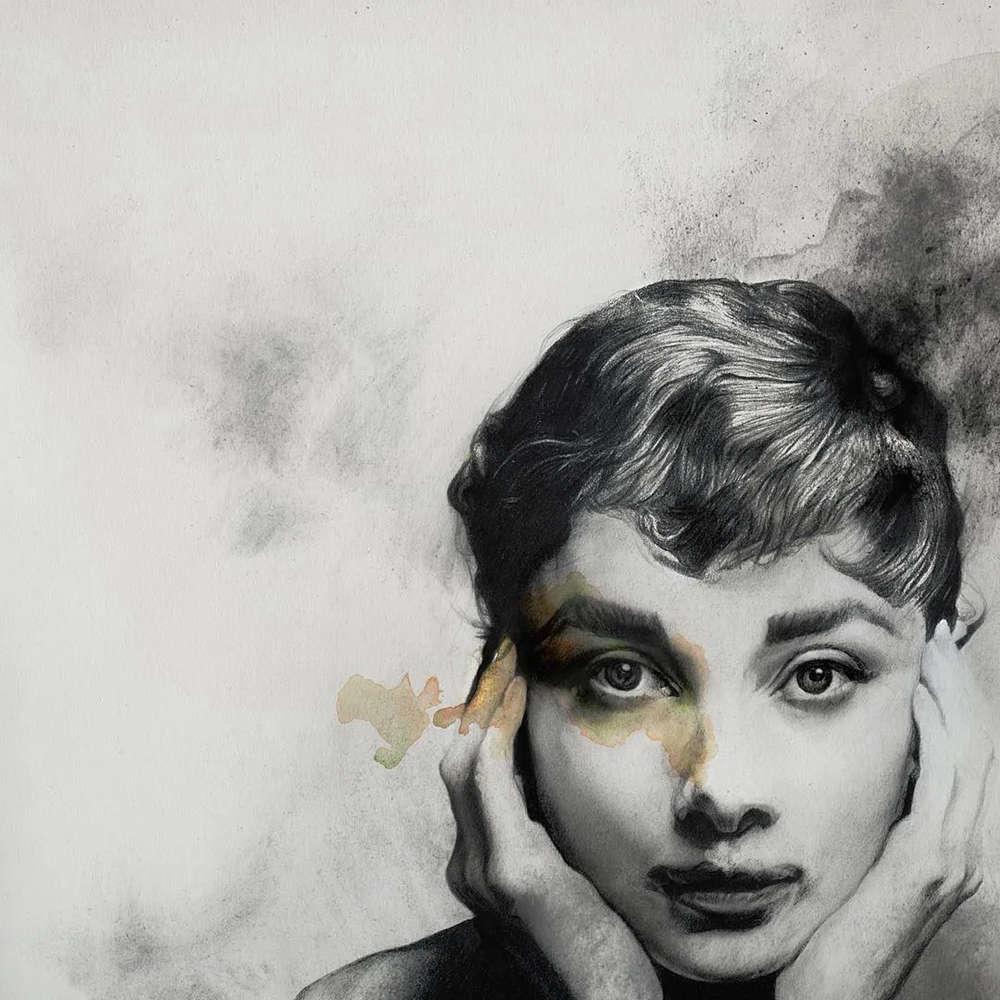 大神的素描,画的就是感觉,杭州艺考画室带你领略,25
