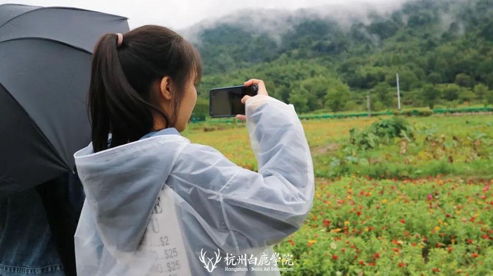 杭州艺考画室白鹿写生季 | 秋天的第一场写生未完待续,36