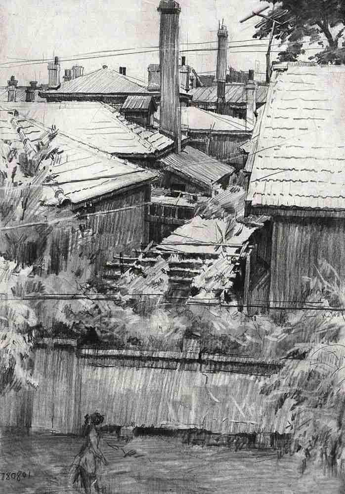 你的速写画不好,就是因为这个,杭州美术培训班老鹿带你涨涨见识,06
