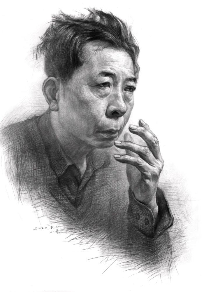 杭州艺考画室告诉你素描结构、色调、质感该如何表现?,29