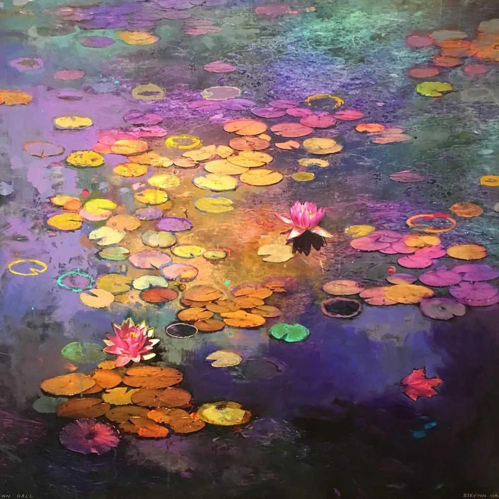 杭州艺考画室,杭州画室,杭州色彩美术画室,11