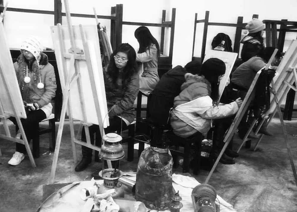 杭州美术培训班快讯 | 美术联考和校考哪个竞争大,02
