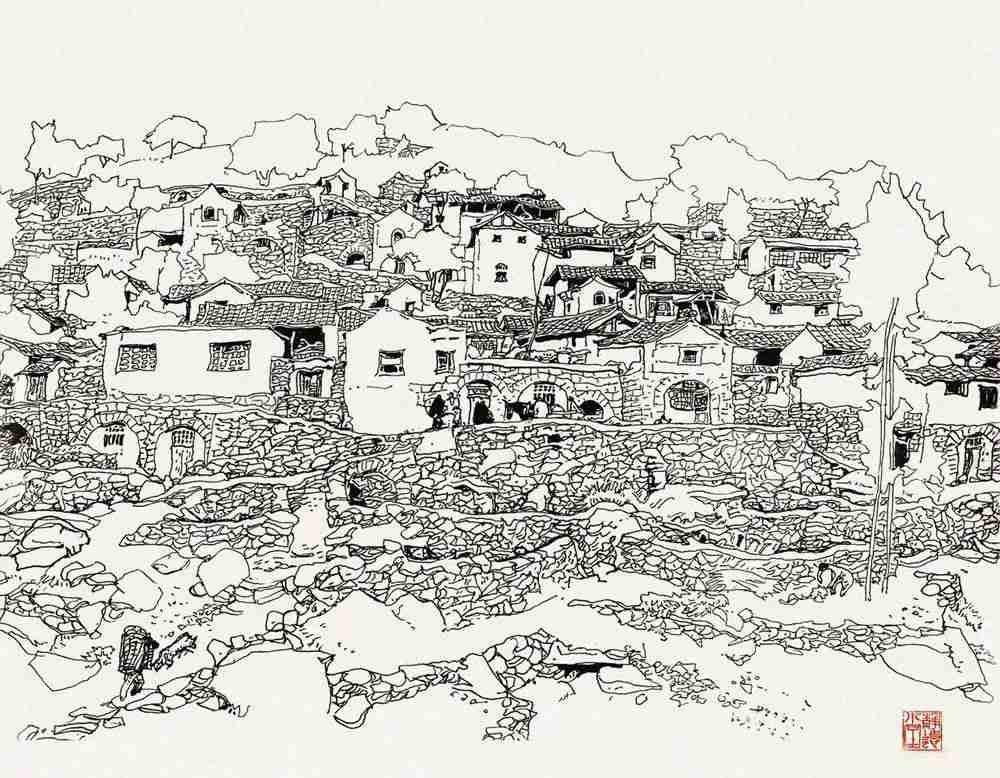 你的速写画不好,就是因为这个,杭州美术培训班老鹿带你涨涨见识,17