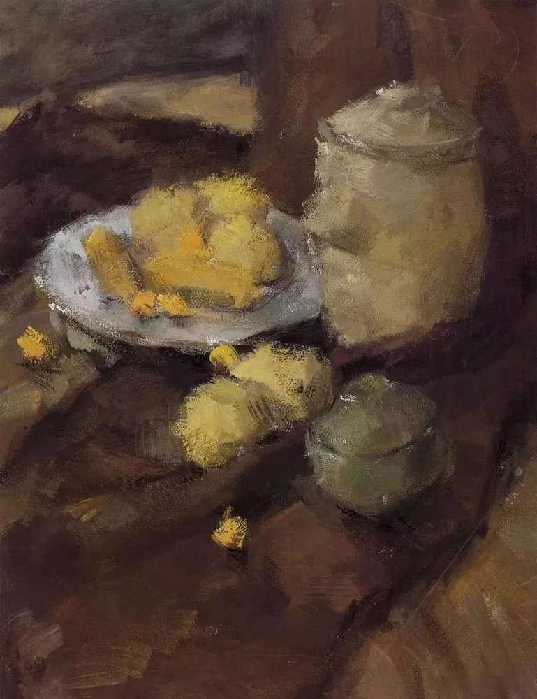 杭州艺考画室觉得敢说自己是美术生,就要看这些国美基础部优秀作品,03