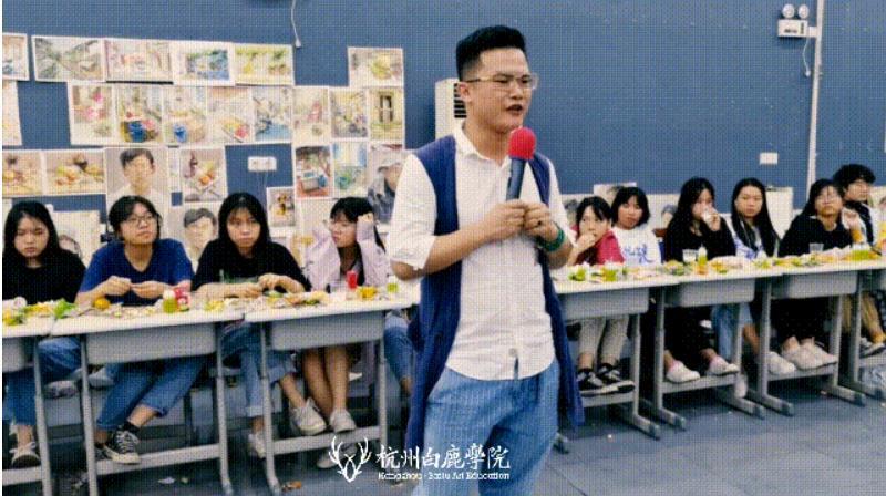 这个双节,杭州艺考画室白鹿学院陪你们过,9