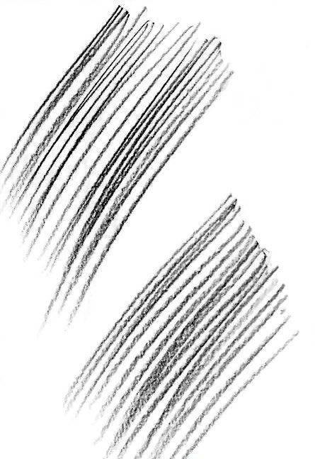 素描排线你了解多少?杭州艺考画室老师给大家从零来时科普,07