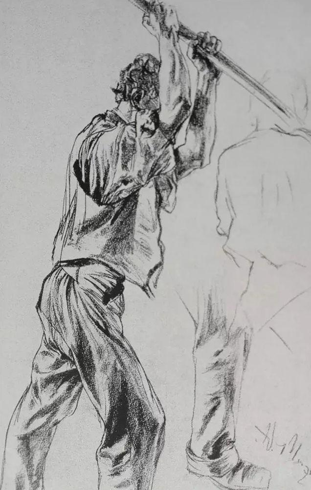 杭州艺考画室,杭州画室素描培训,杭州素描画室,16