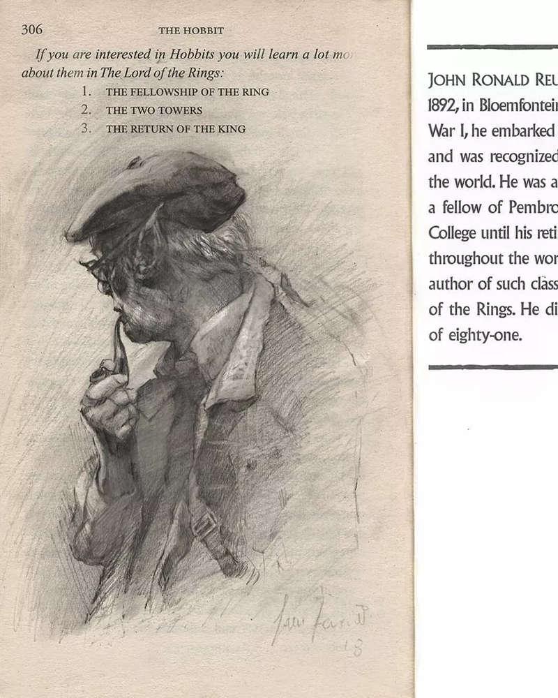 杭州艺考画室整理的一眼就爱的素描,这松动的笔触绝了,52