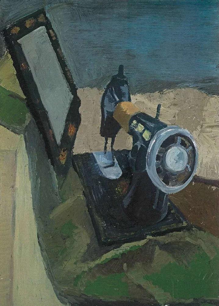 杭州艺考画室给你整理了难得一见的广美基础部收藏级色彩作品,10
