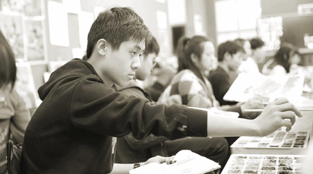 杭州画室,杭州艺考画室,杭州美术高考,12