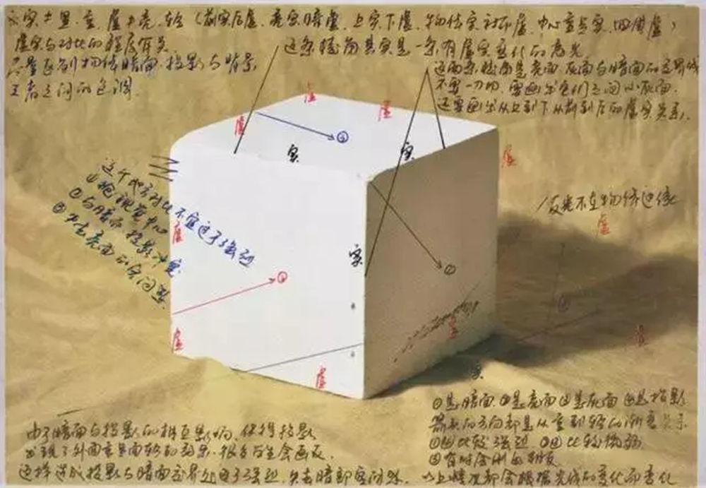 杭州画室,杭州艺考画室,杭州素描培训画室,02