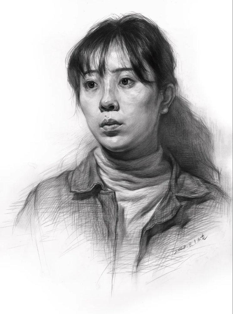 杭州艺考画室告诉你素描结构、色调、质感该如何表现?,27