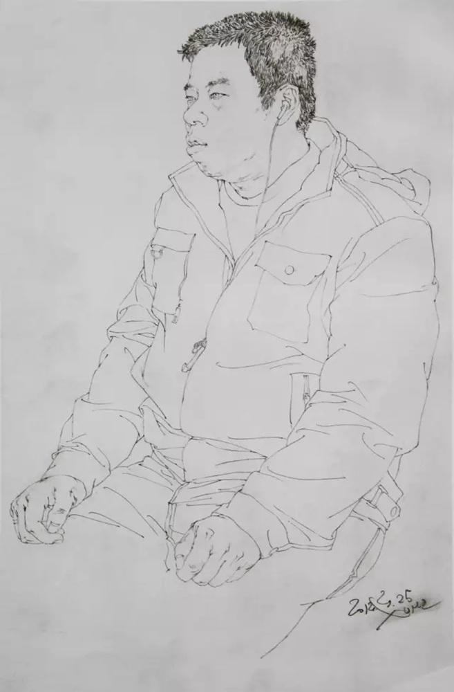 杭州艺考画室,杭州画室,杭州素描培训画室,69