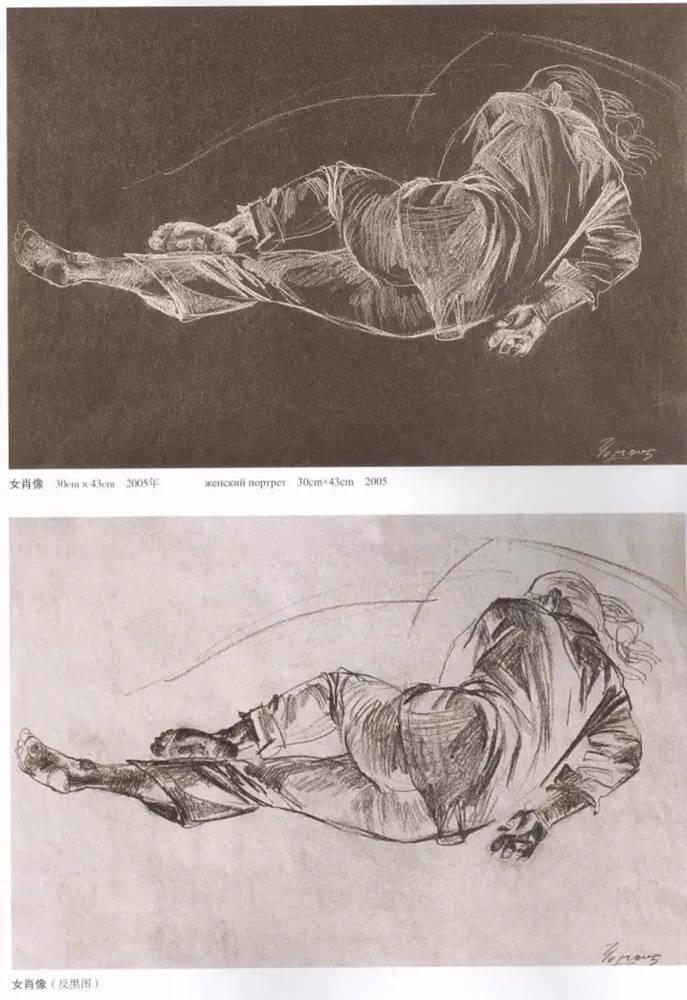 杭州艺考画室作品欣赏 | 那线条,那笔触!绘画基础教学速写,30