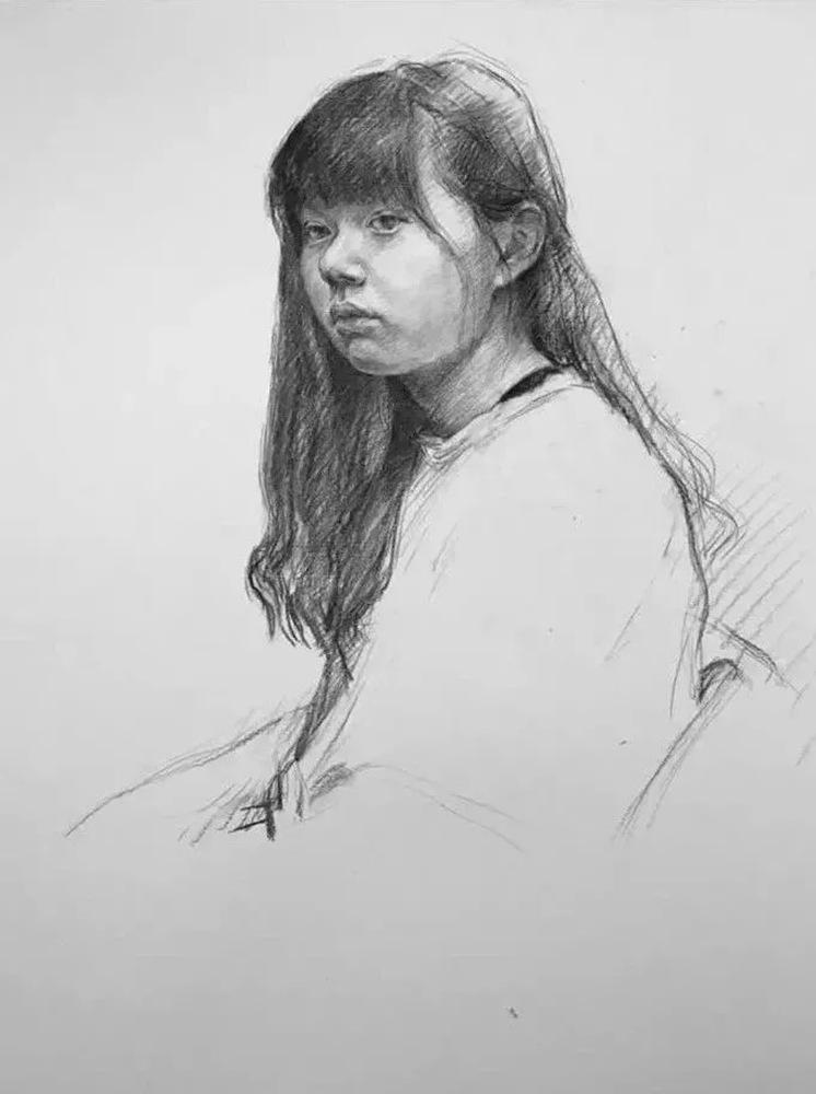杭州艺考画室,杭州素描画室,杭州画室培训,25