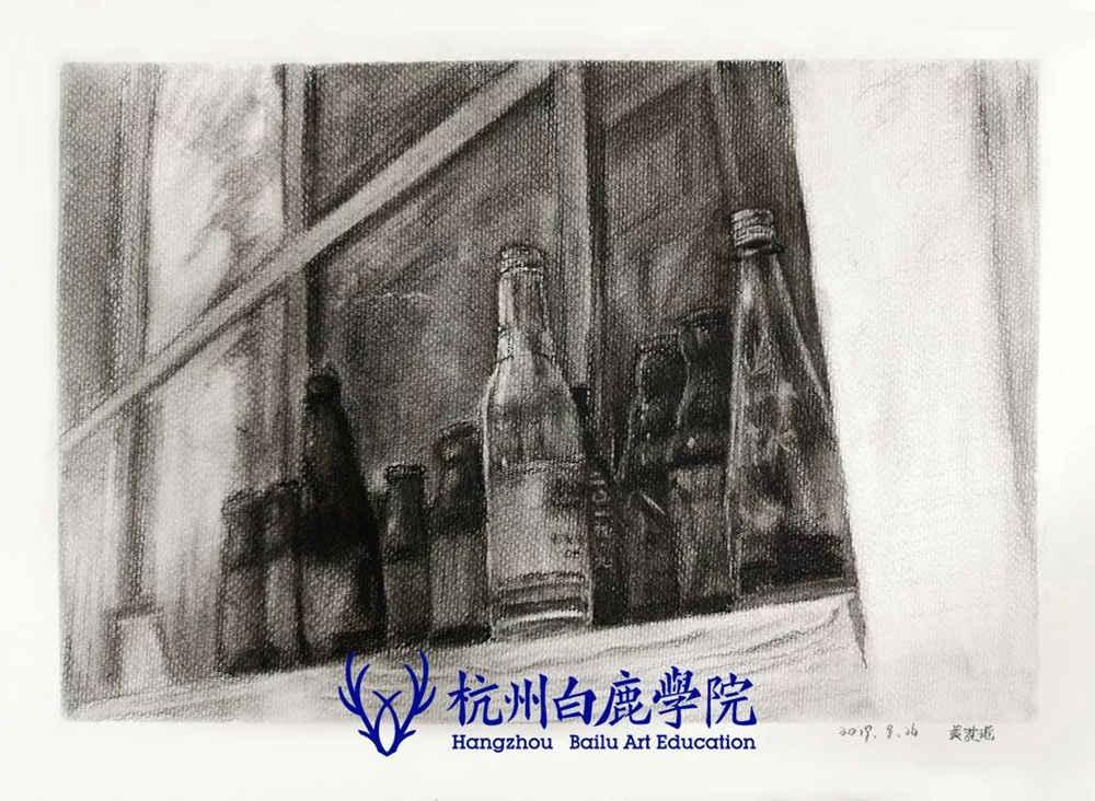 杭州艺考画室写生季 | 杭州白鹿学院下乡写生通知及注意事项,63
