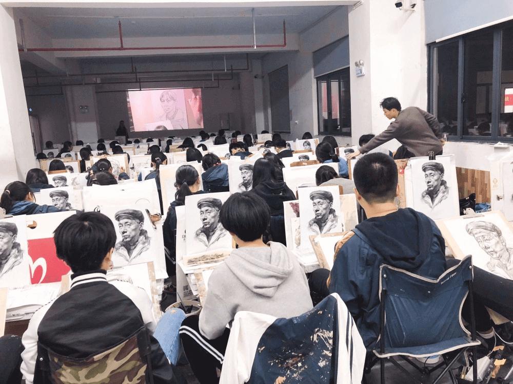 杭州白鹿画室招生