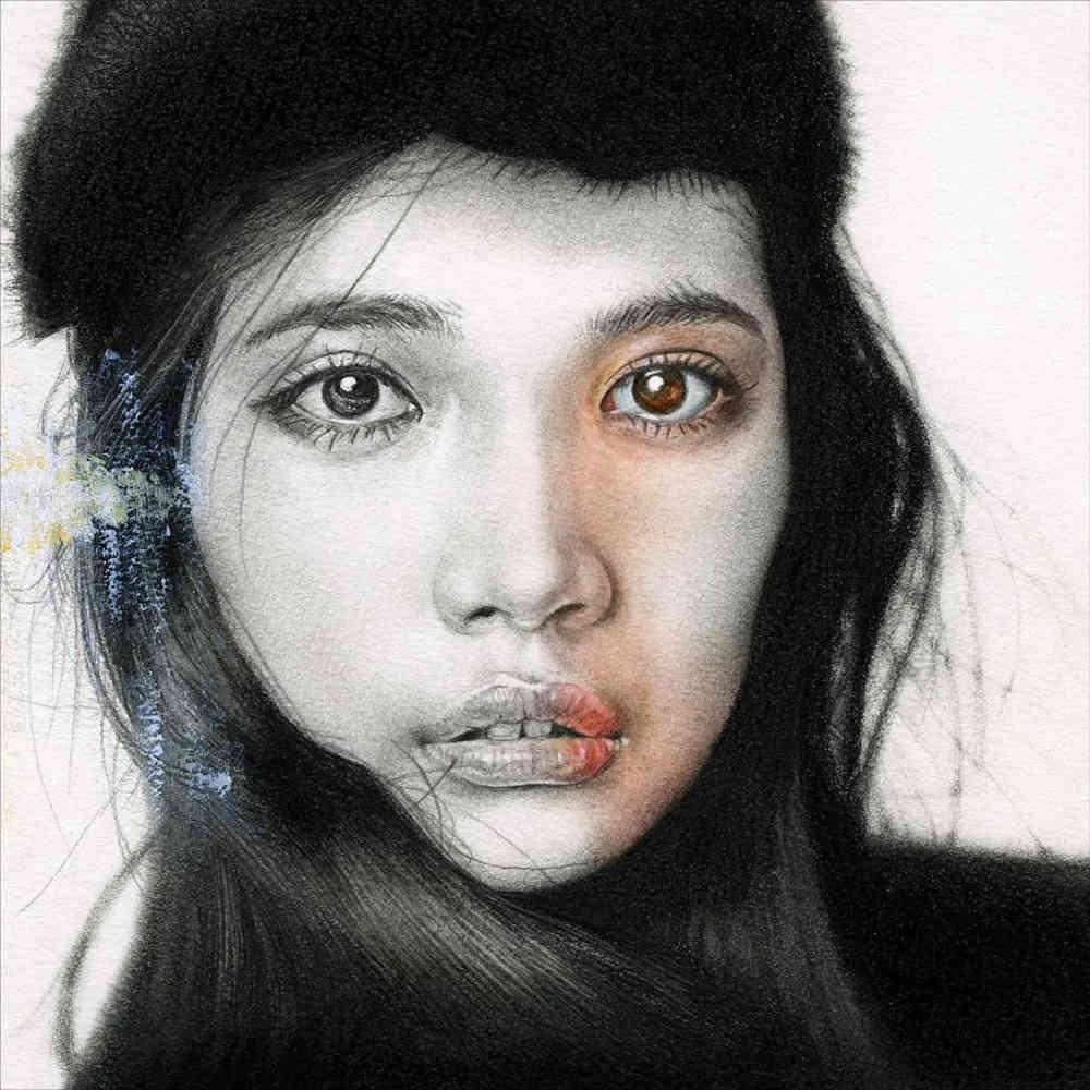 大神的素描,画的就是感觉,杭州艺考画室带你领略,14