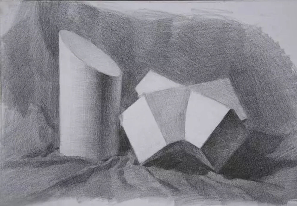 杭州画室,杭州艺考画室,杭州素描培训画室,74