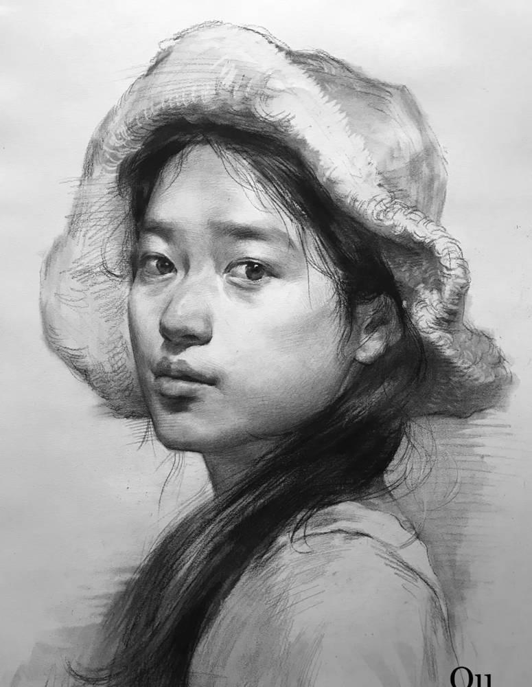 杭州画室,杭州画室素描培训,杭州美术素描培训,21