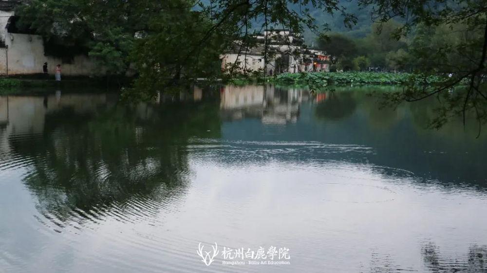 杭州艺考画室白鹿写生季 | 画画的Baby们安全抵达写生地啦,44