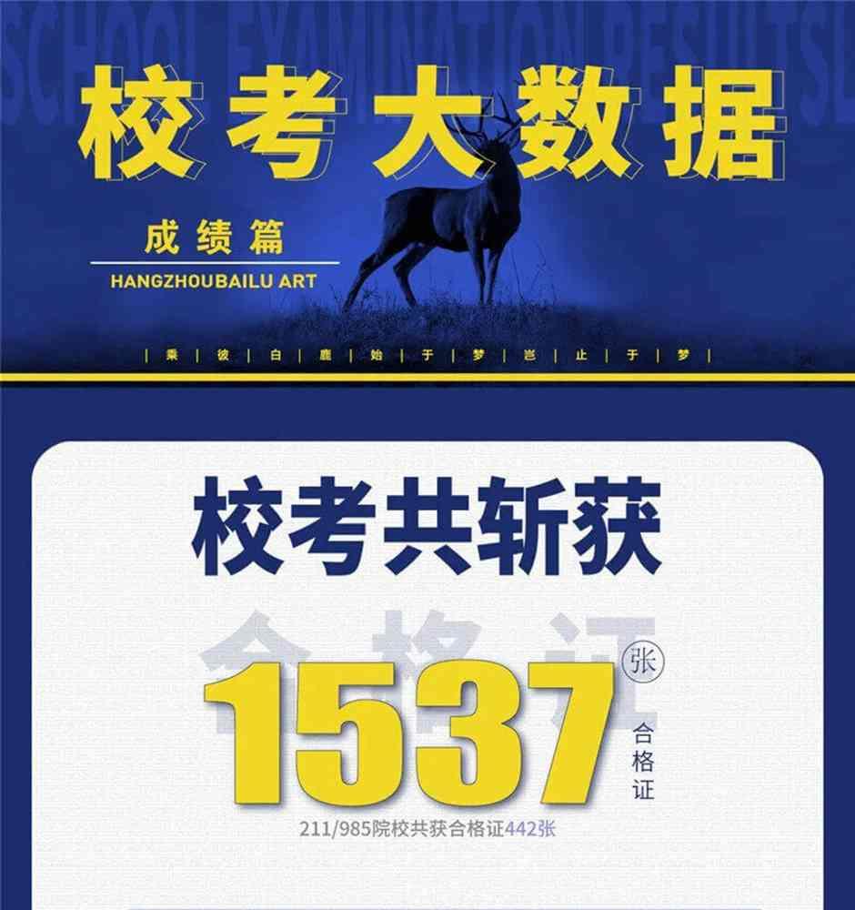 决战美院,乘风破浪 | 2021杭州白鹿学院校考冲刺班招生简章,31