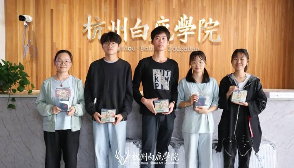 杭州美术培训班白鹿写生季 | 王者小组已诞生?确实有两把刷子,22