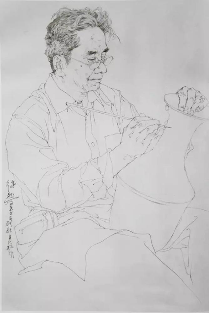 杭州艺考画室,杭州画室,杭州素描培训画室,47