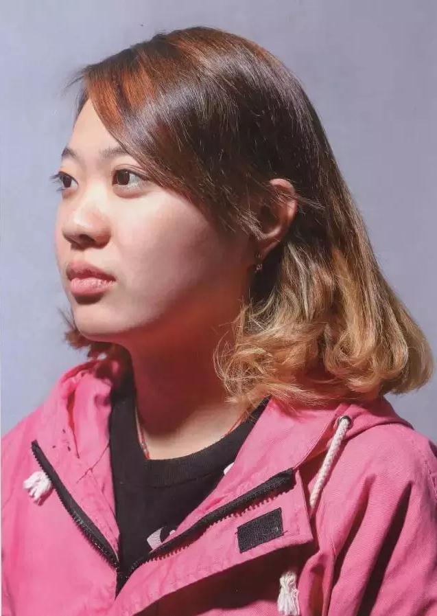杭州艺考画室素描教学|教你画微胖女青年素描头像,02