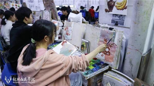 杭州美术培训班白鹿有约   明秋雨:她小小的身体竟然蕴藏如此强大的能量,04