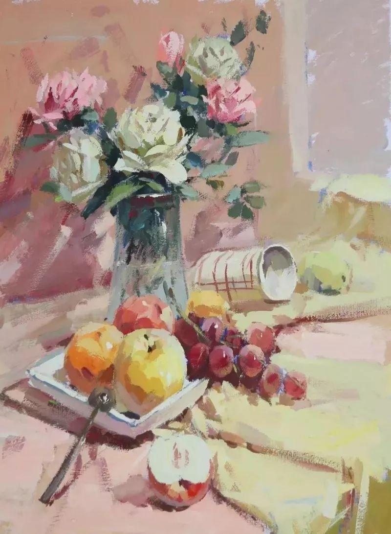 杭州艺考画室给你全面剖析色彩风景与色彩静物,美术生速看,09