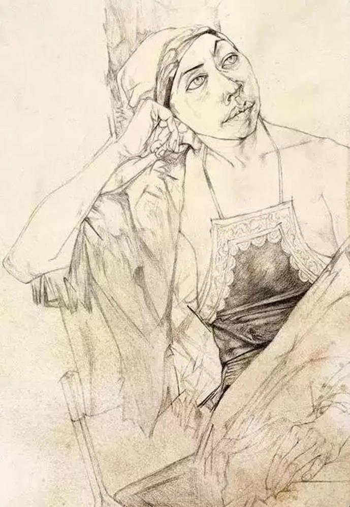 杭州艺考画室,杭州画室,杭州素描培训画室,07