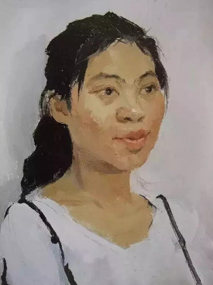 杭州艺考画室给大家整理了央美高分卷-素描、色彩、速写,15