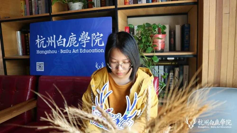 杭州白鹿画室有约|王曼真:在艺术氛围下长大,10