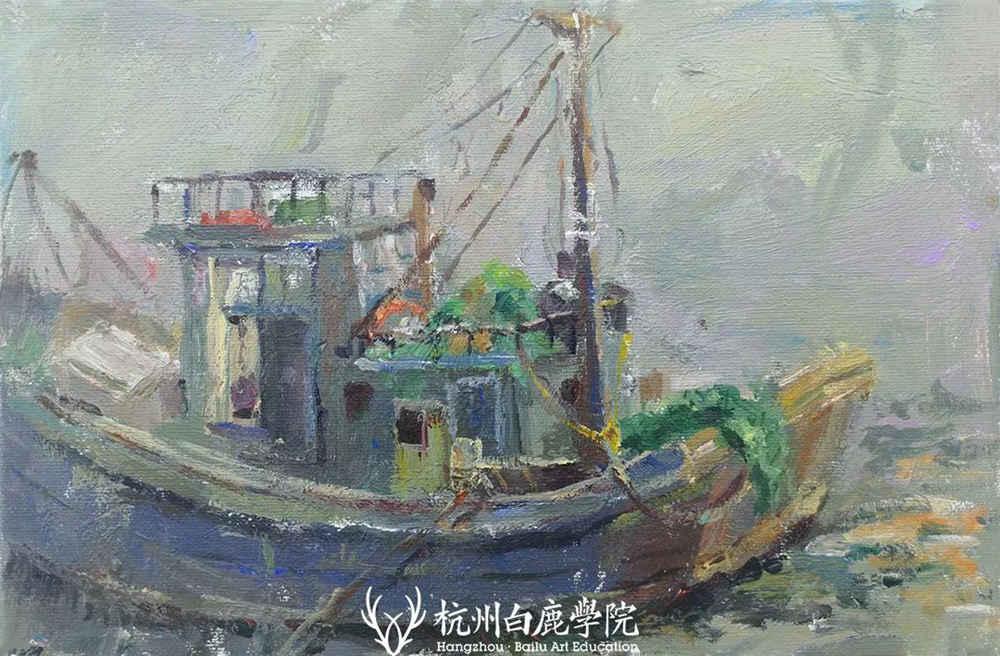 杭州艺考画室写生季 | 杭州白鹿学院下乡写生通知及注意事项,42