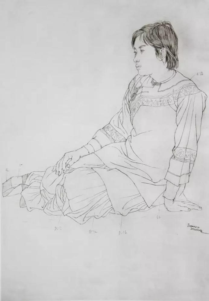 杭州艺考画室,杭州画室,杭州素描培训画室,79