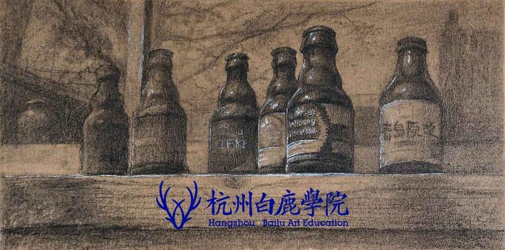 杭州艺考画室写生季 | 杭州白鹿学院下乡写生通知及注意事项,66