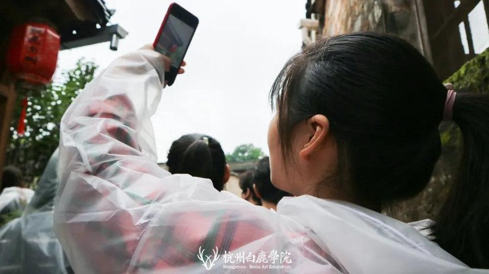 杭州艺考画室白鹿写生季 | 秋天的第一场写生未完待续,30