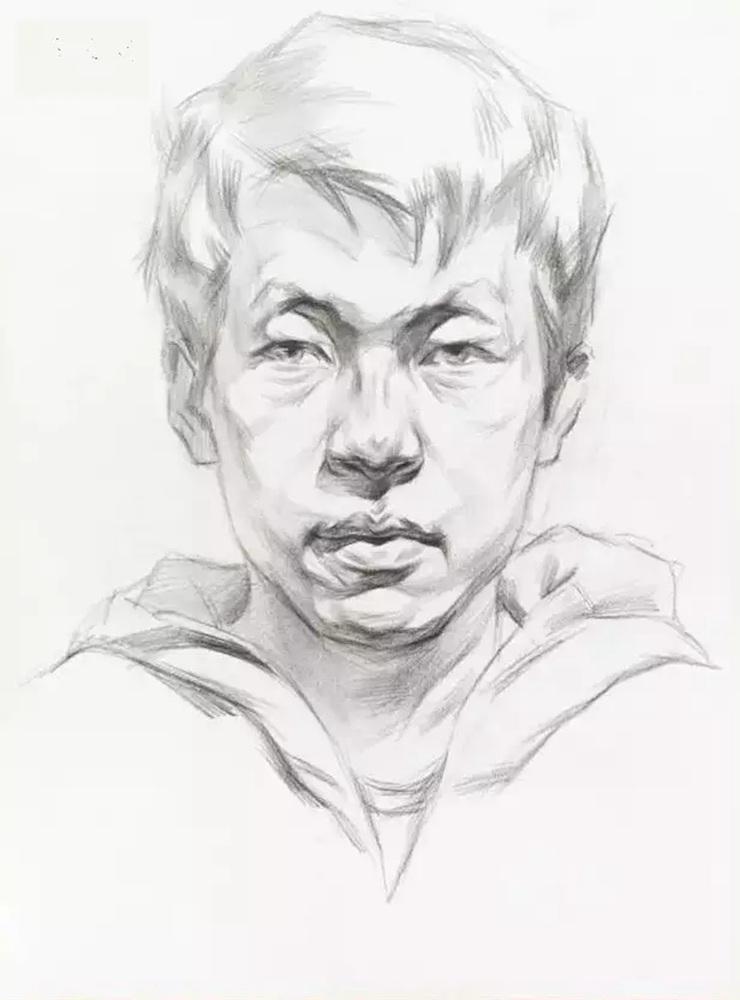 这么实用素描头像结构教程,杭州艺考画室都给你搞来了,06