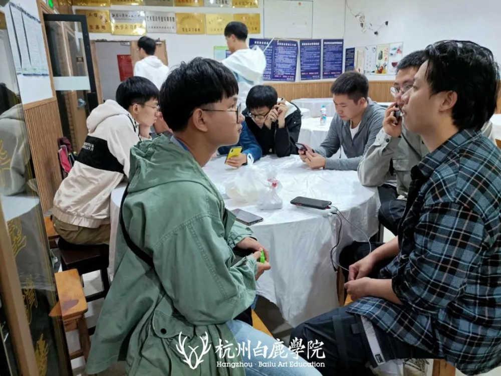 杭州艺考画室白鹿写生季 | 画画的Baby们安全抵达写生地啦,61