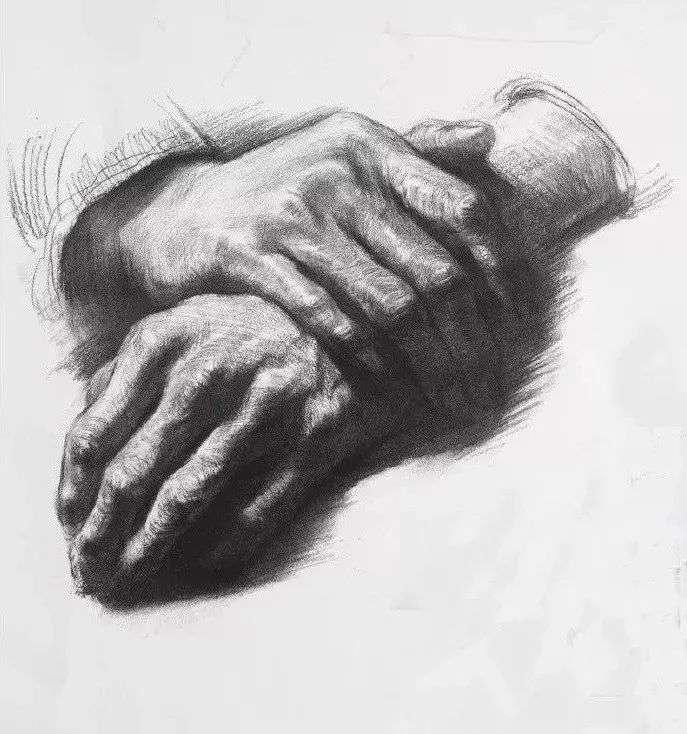不想素描带手半身像成为你的弱项!一定要看杭州画室集训班整理这篇